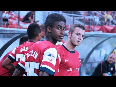 Gedion Zelalem vs Nagoya Grampus
