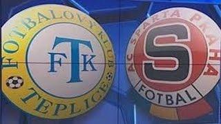 FK Teplice-AC Sparta Praha