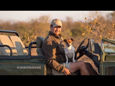TheSafariLifeStyle :   with Ranger Luan Oosthuizen