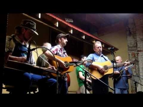 Streets of Bakersfield - Jimmy Welborn and The Bluegrass Express Band