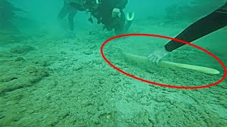 13 Scariest Things Found Underwater