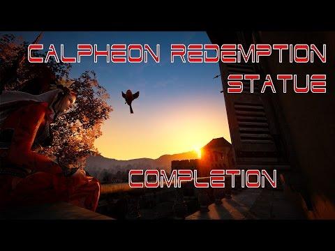 BLACK DESERT ONLINE:BDO - CALPHEON REDEMPTION STATUE