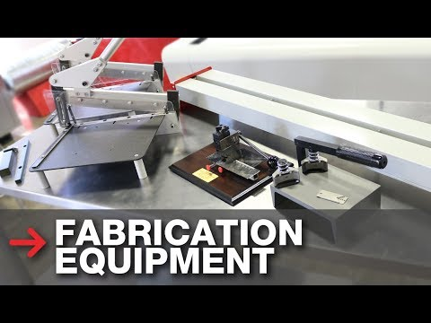 Metal Fabrication Equipment | Trophy Fab Equipment | Trotec