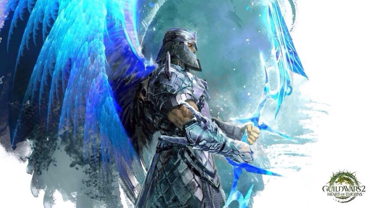 Guild Wars  Dragonnier Build