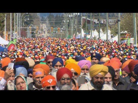 Big Vaisakhi crowds bring big economic impact to Surrey, B.C.