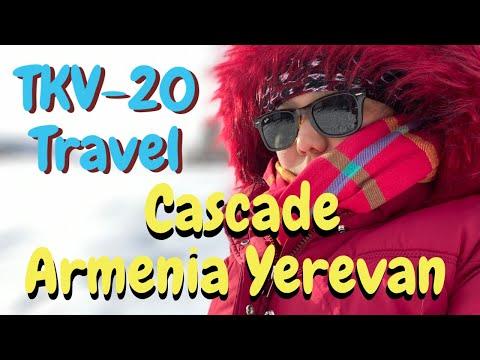 ARMENIA 🇦🇲 YEREVAN #cascade #572Steps I LOVE ARMENIA 🇦🇲