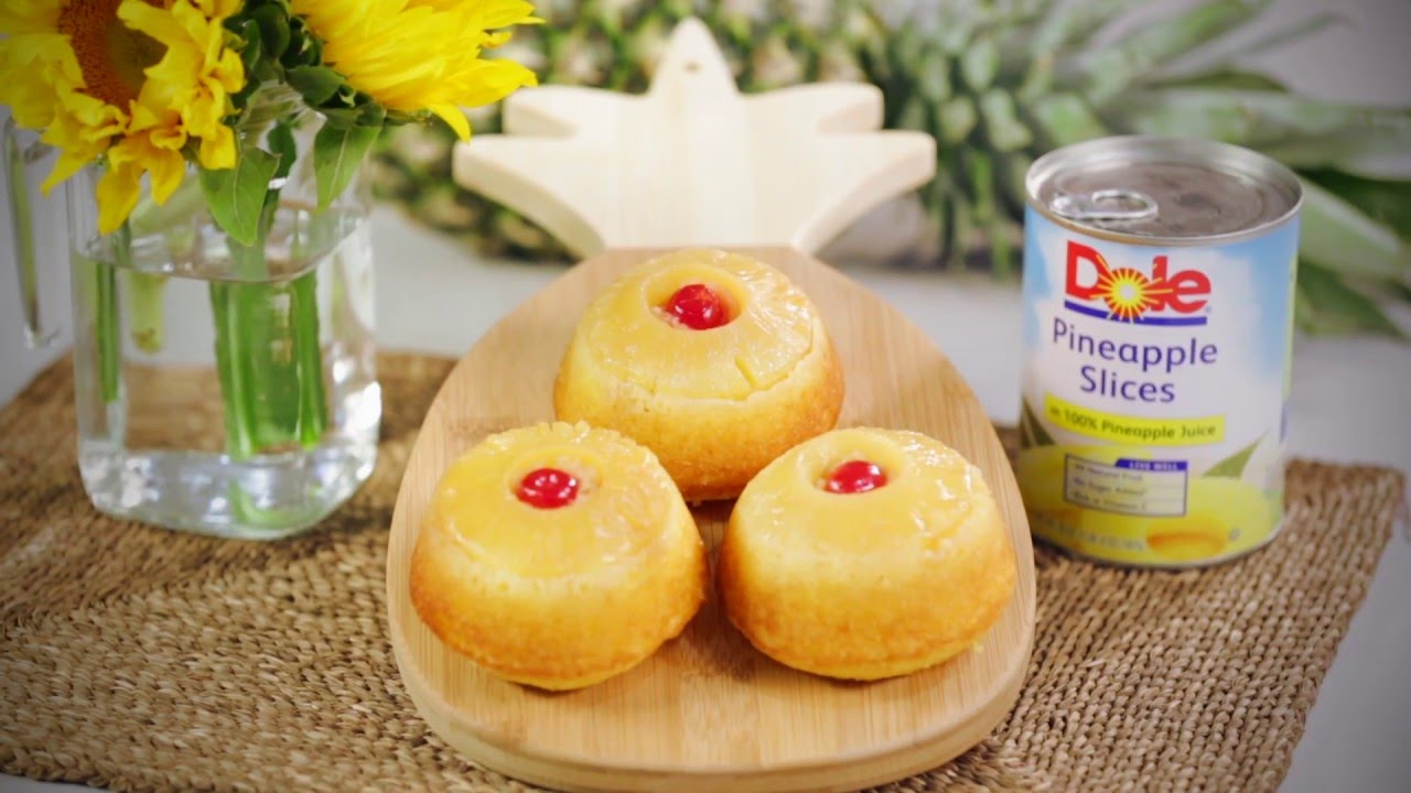 recipe: dole recipes pineapple upside down cake [7]