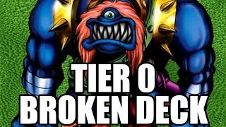 YUGIOH TIER 0 BROKEN DECK