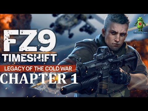 FZ9: Timeshift - Gameplay Walkthrough (iOS, Android) | YOUTH STYLE