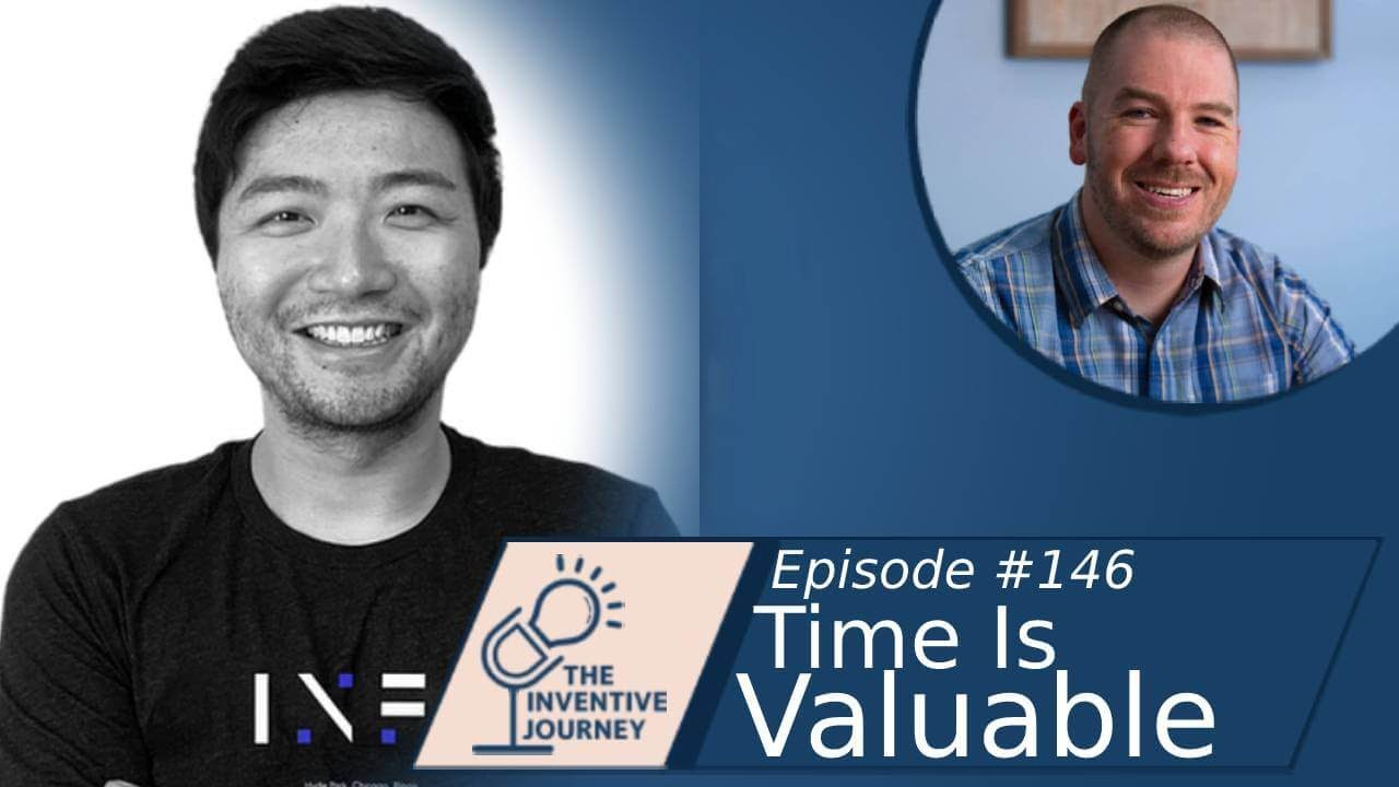 Time Is Valuable - INFI Appears on the Miller IP Law Podcast