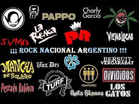 Compilado rock nacional... y uruguayo