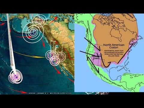 5/24/2018 -- Multiple M5.0+ earthquakes strike across Pacific + Hawaii volcanoes update