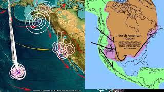 5/24/2018 -- Multiple M5.0+ earthquakes strike across Pacific + Hawaii volcanoes update