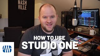 How to Use #StudioOne (New Series)