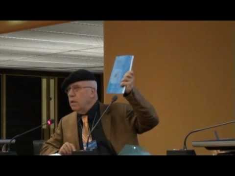 Chris Busby at the UN: Marshall Islands US Atomic Tests