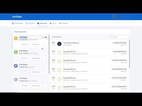 How to Change The Name of Your Wallet on Coinbase