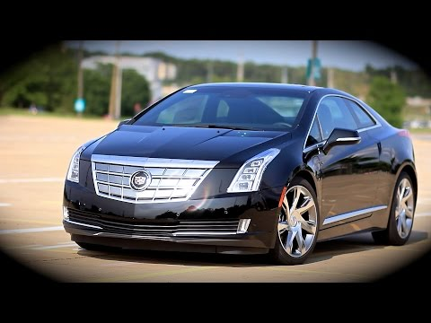2014 Cadillac ELR Start Up, Full Review, & Test Drive @ CRESTMONT CADILLAC