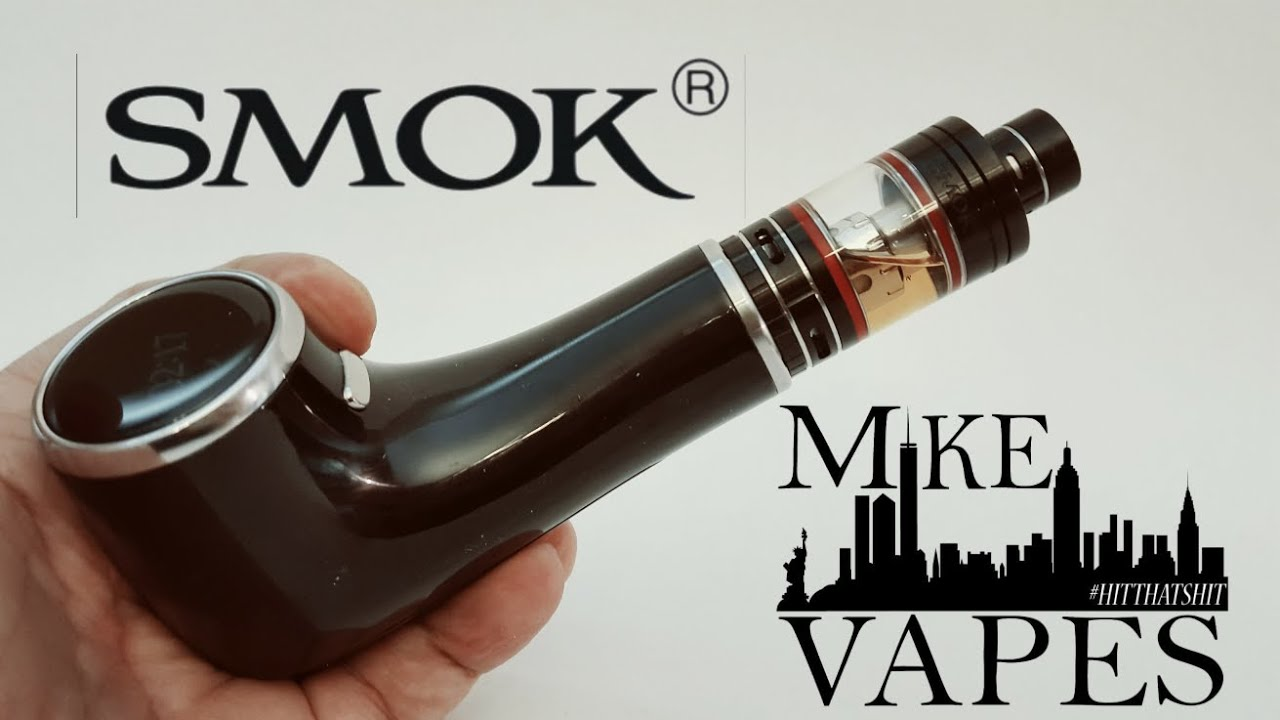 Smok Guardian III Kit Epipe 75w TC - Mike Vapes - YouTube
