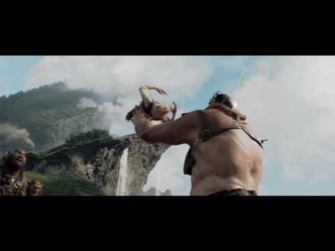 BFG Theatrical trailer (HINDI)
