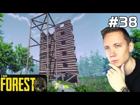 The Forest PL Gameplay [#38] WINDA w Drewnianym BLOKU /z Paweł
