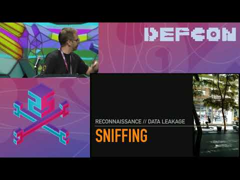 DEF CON 25 - Matt Knight - Radio Exploitation 101