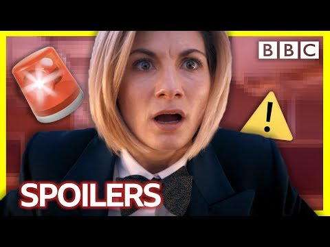 The big twist @Doctor Who fan theories missed 🤯 - BBC