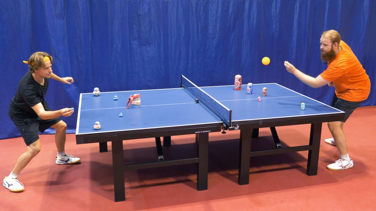 Ping Pong... But After Each Point The Racket Gets Smaller