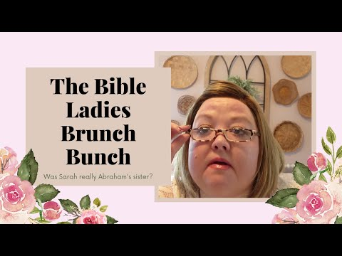The Bible Ladies Brunch Bunch - Sarah & French Toast Cups
