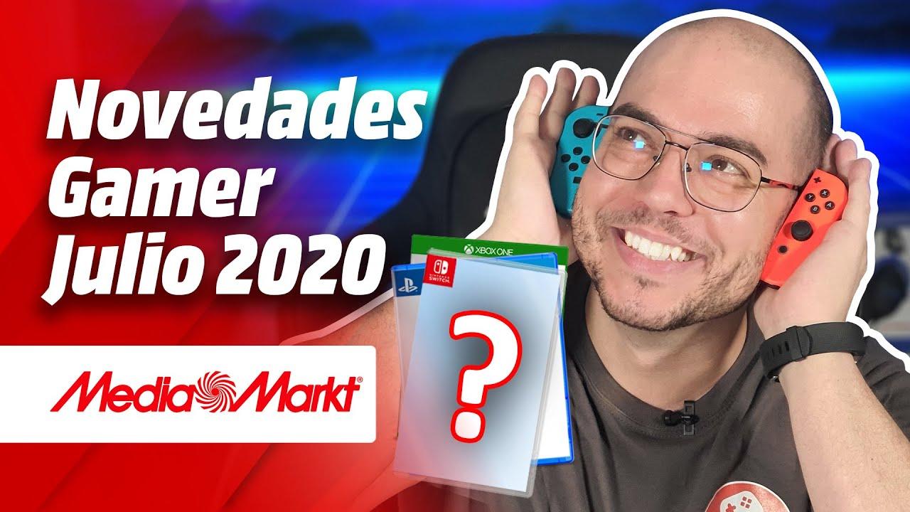 🎮 Los MEJORES lanzamientos de JUEGOS julio 2020 🎮