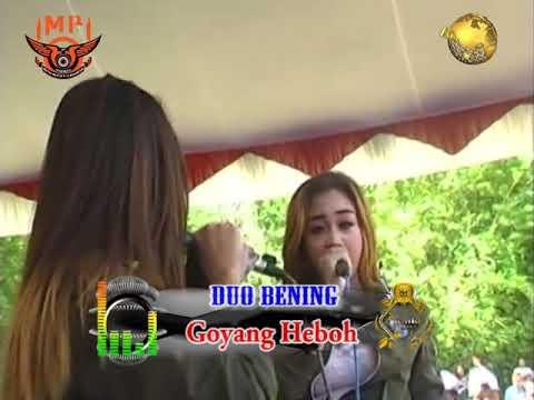 DUO BENING GOYANG HEBOH LIVE TRENGGALEK 5TH ANNIVERSARY IMPI OM RAMA MUSIC