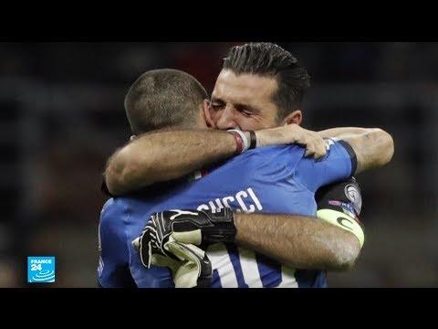 إيطاليا تفشل في بلوغ كأس العالم لكرة القدم لأول مرة منذ 1958  - 10:22-2017 / 11 / 14