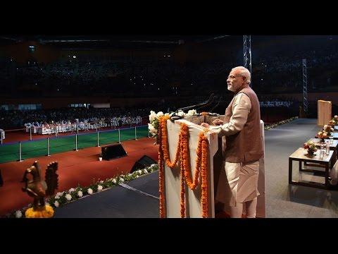 PM Modi's Speech inaugurates National Tribal Carnival - 2016 in New Delhi