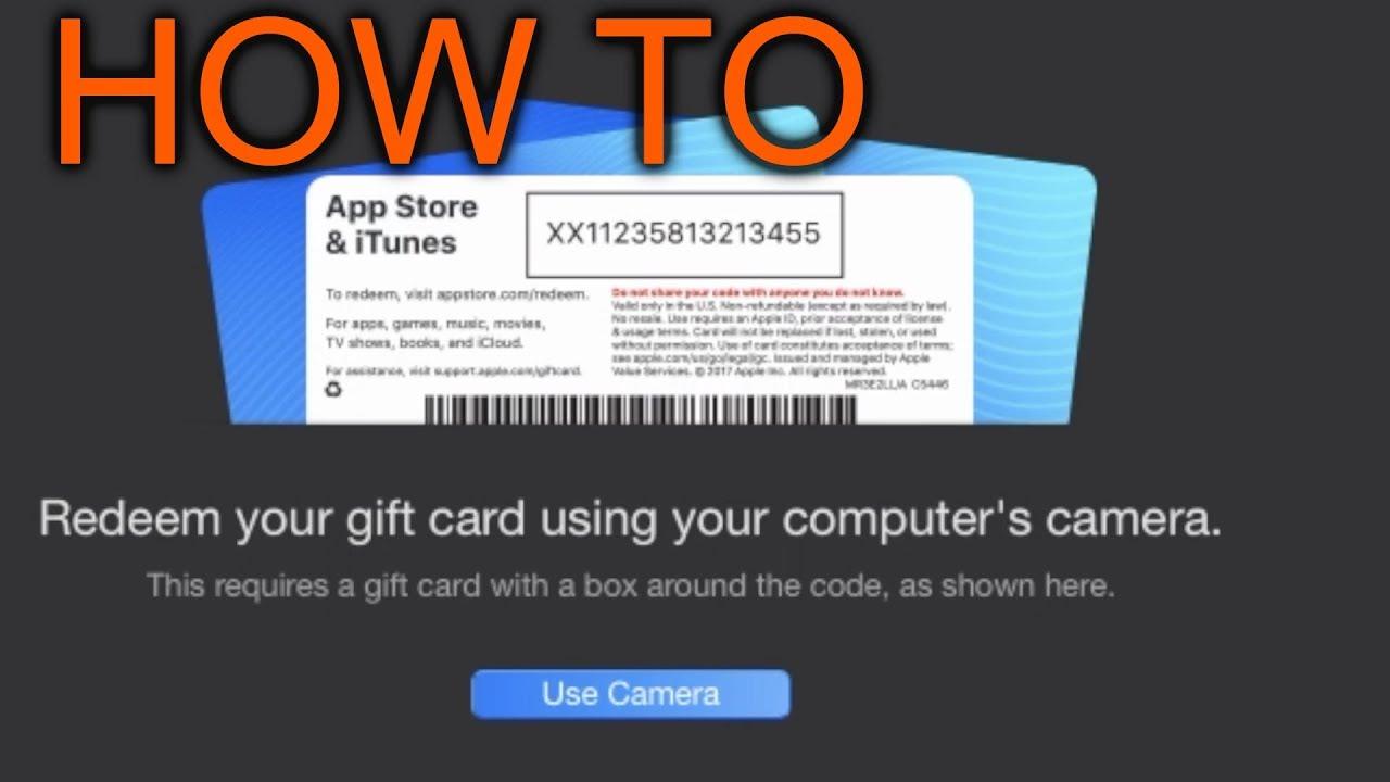 How To redeem Code on Mac App Store Mojave