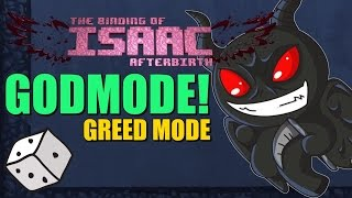 The Binding of Isaac GODMODE (MOD): WHAT IS EVEN HAPPENING?