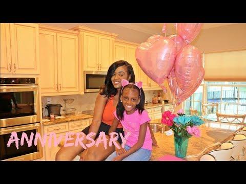 SURPRISING HER ANNIVERSARY VLOG-family vlog