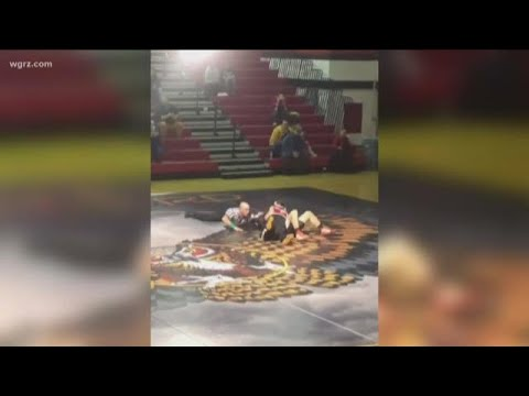 Brother Wease - WATCH: Wrestler's Kind Gesture For Student With Disability