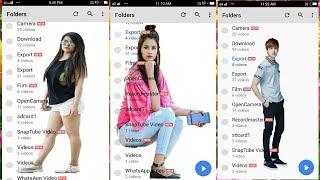 Mx player ke home screen pe apna photo kaise lagaye || mx player mai photo kaise lagaye## screenshot 2
