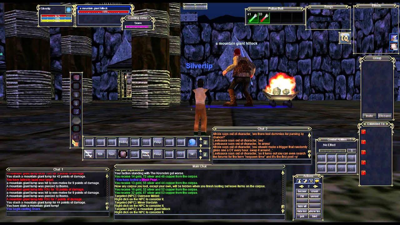 Everquest Leetsauce private server