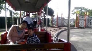 小人國主題樂園 - 環球號小火車