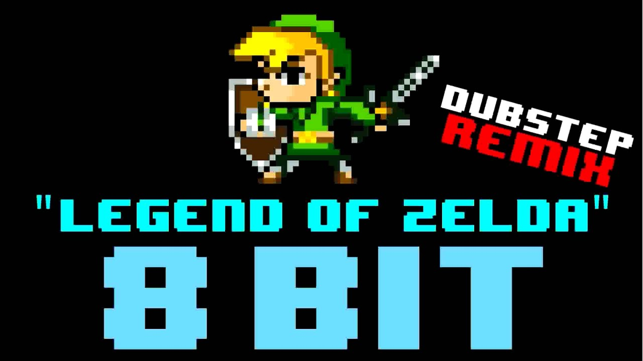 Legend Of Zelda Theme 8 Bit Dubstep Remix Cover Version Tribute To Nes 8 Bit Universe Youtube