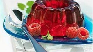 видео Как сделать желе в домашних условиях: Рецепты ЖЕЛЕ