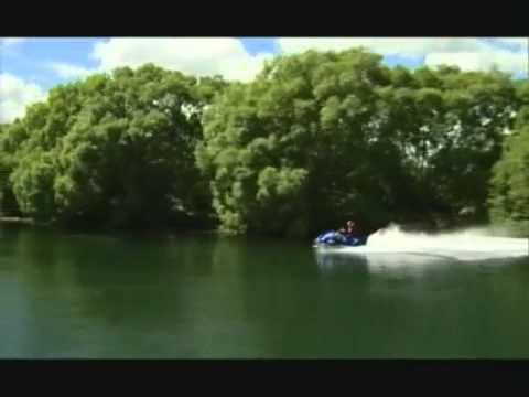 มอเตอร์ไซค์ ATV 4 ล้อ สะเทินน้ำ สะเทินบก
