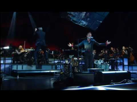"Private Sessions: Sting @ Red Rocks W/ The Royal Philharmonic Orchestra - ""Desert Rose"""