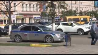 ГИБДД запрещает отправление маршрутных такси(, 2012-05-24T13:35:06.000Z)