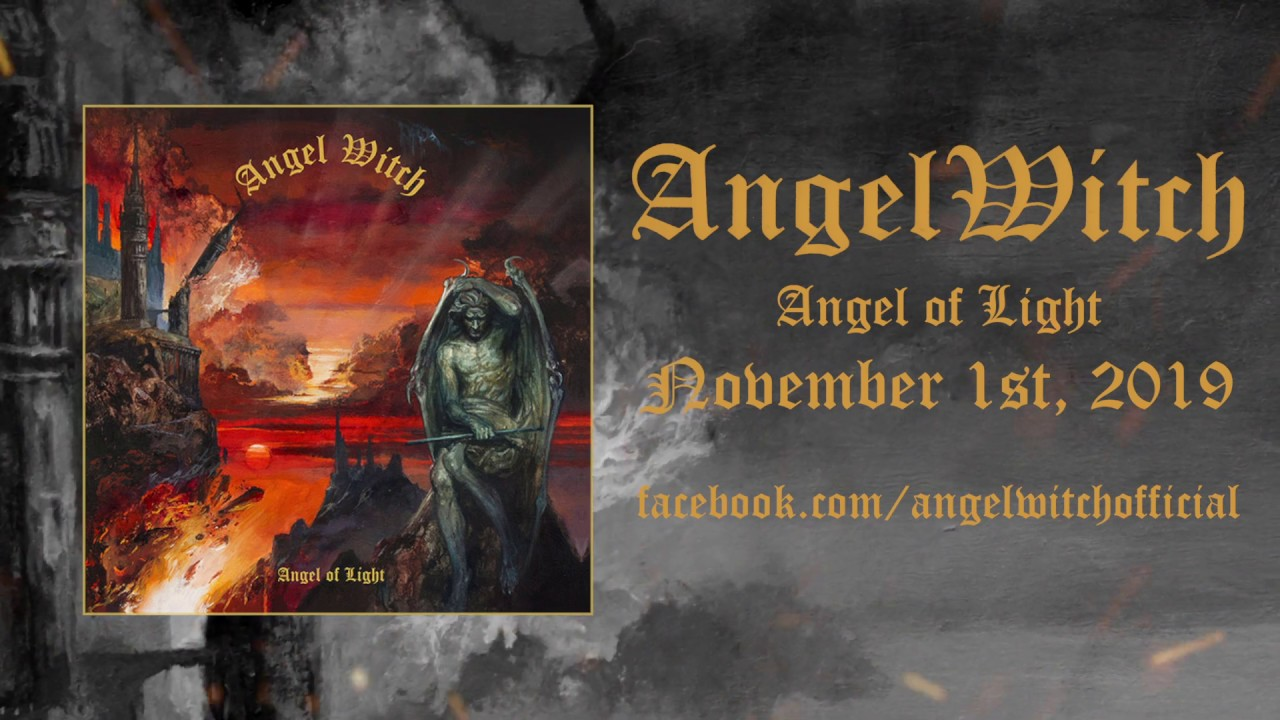 "Angel Witch ""Condemned"" (OFFICIAL)"