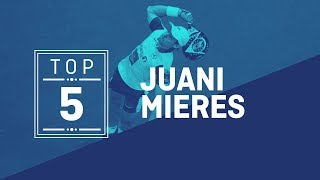 TOP 5 Puntazos Juani Mieres 2018