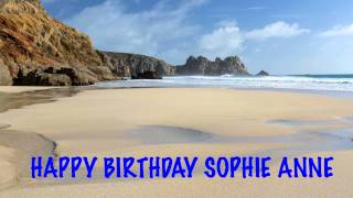 SophieAnne   Beaches Playas - Happy Birthday