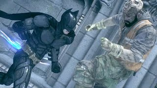 Batman Arkham Knight - The Dark Knight Combat & Free Roam