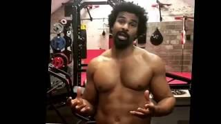 'YOU WILL GET SMASHED TO BITS!' - DAVID HAYE RESPONDS TO TONY BELLEW CALL OUT !