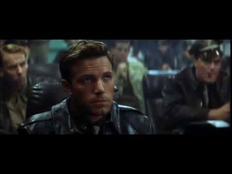 """""""I wasn't built to be a prisoner."""" Powerful moment from """"Pearl Harbor""""."""